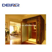 Elevador interior da casa com o melhor preço e boa qualidade com espaço pequeno