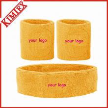Bandeau de basket-ball sport coton coté en coton personnalisé