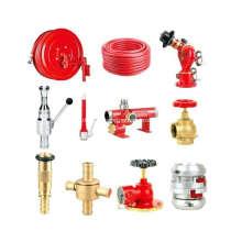Différents types d'équipements de bouche d'incendie