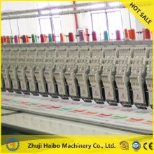 bordado máquinas de alta velocidad automático de la computadora bordado máquina