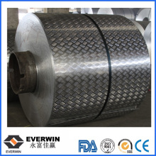 color coated stucco embossed aluminum coil