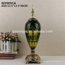 Special incredible quality and quantity assured factory direct sell Christmas home decoration glass crafts