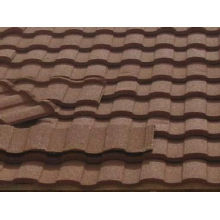 Hot Dip Galvanized Steel Roofing Tiles Durable For Outside Construction Roofing