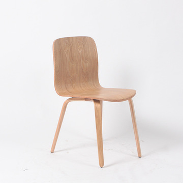 Visu chair muuto cafe stoel van multiplex