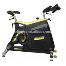 Equipo de gimnasio de bicicleta de spinning grande y caliente