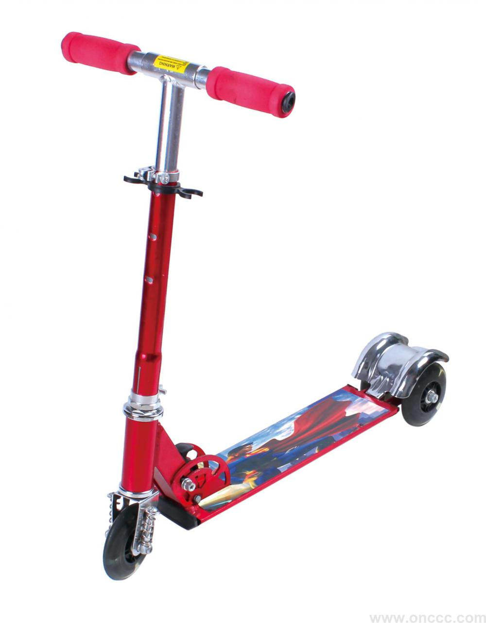 Specialiserad produktion Barn Pedal Kick Scooter