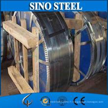 Bande en acier galvanisée en gros SGCC Hrb Q235 avec Z180-Z275g
