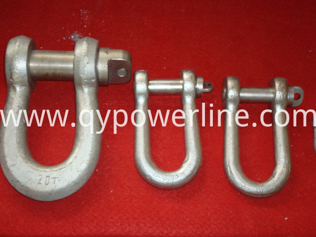 High Strength Anchor Shackle