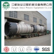 Оборудование для распиливания роторных печей из нержавеющей стали
