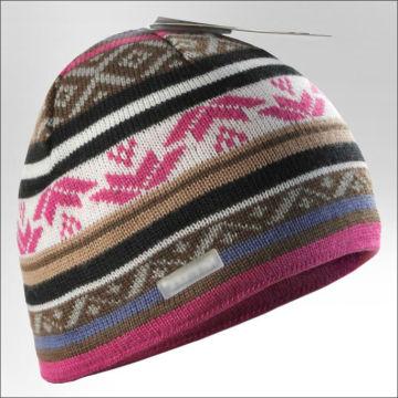 stretch cotton beanie hat