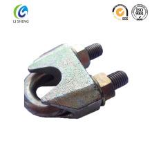 Rigging hardware maleable Din 1142 cable de cable de clip