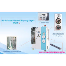 Plastic Pellet Dehumidifier Dryer with Loader