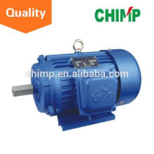 Y series 5.5KW small ac three phase asynchronous induction electric motor