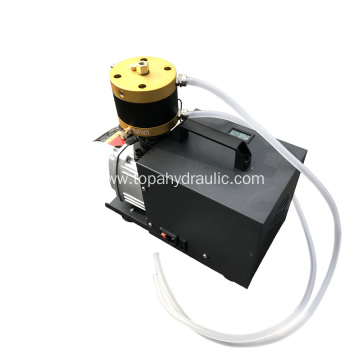 Electric high pressure air compressor 300 bar