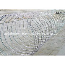 Popular and Security Razor Barbed Wire (usine)
