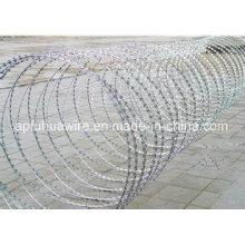 Popular e de segurança Arame farpado (fábrica)