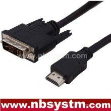 Adaptateur de câble HDMI vers DVI à bas prix
