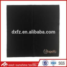 Серебряный порошок логотипа экран печатных солнцезащитных очков Microfibre ткань для чистки