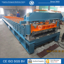 Roof Roll Forming Machine with Embossing