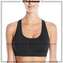 OEM Manufacturers Youth Fitness Mesh Fashion Sport Bra