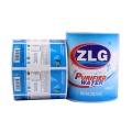Qualitäts-kundenspezifische klebende Aufkleber für Wasserflasche