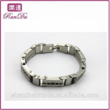 Alibaba bracelets d'or de mode chaude