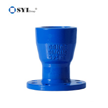 Plastic y Pipe Fitting Pvc Injection Mould Ductile Iron Fittings for PVC pipes