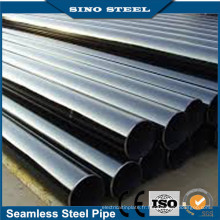 ASTM A106 API5l Tuyau en acier sans soudure laminé à chaud avec capuchon de tuyau