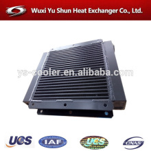 Intercambiador de calor de evaporador de aluminio hecho a medida de la fábrica
