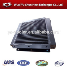 plant custom made aluminum evaporator heat exchanger
