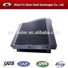 Usina feita de alumínio evaporador trocador de calor
