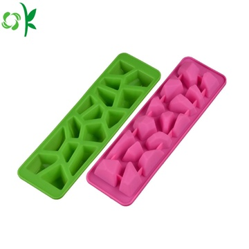 Makanan Gred Silicone Ice Mold Tools Wholesale