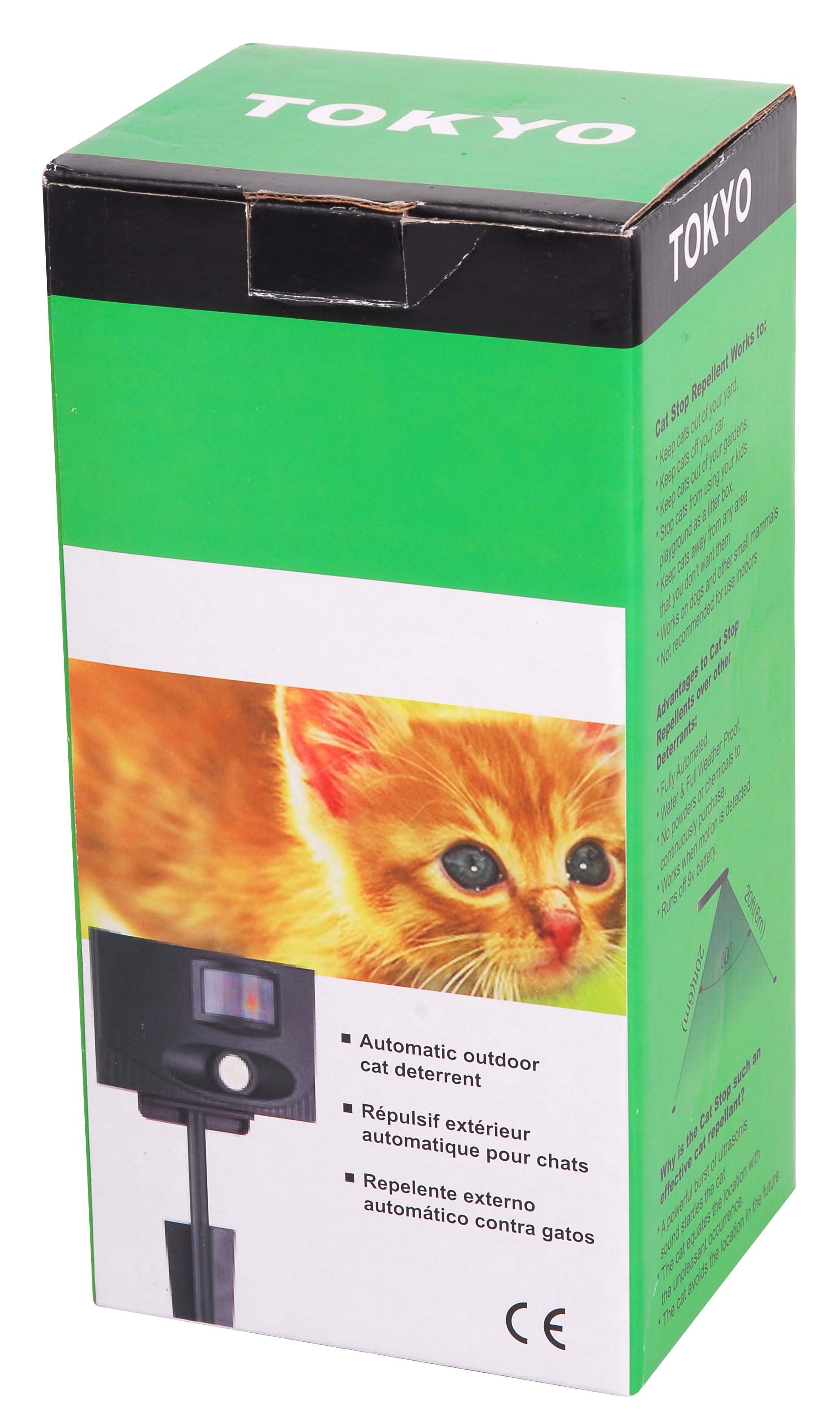 cat repeller ELP013