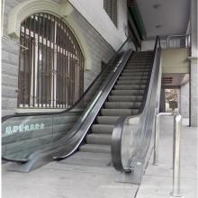 Precio de fábrica de interior eléctrico pasajero al aire libre escalera mecánica