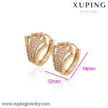 29576 Xuping Jewelry Imitation Woman Earring para Good Design