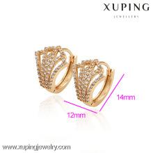 29576 Xuping Бижутерия Серьги Женщина Для Хорошего Дизайна