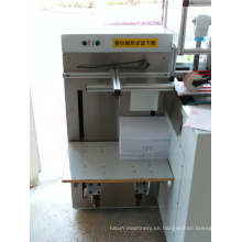 Puching máquina espiral vinculante Bound libro máquina