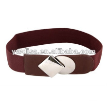 Fashion Narrow Ladies Dress Elastic Belt