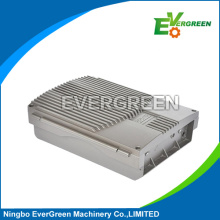 Aluminum LED cover