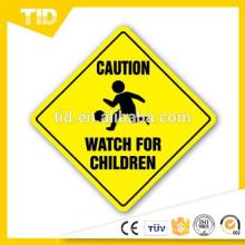 señales de tráfico, seguridad de los niños