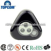 3 luz del sensor led