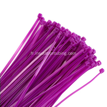 Flexible Plastic Self Locking Cable Ties