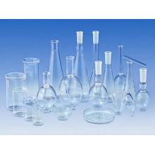 Лабораторная посуда из высококачественного плавленого кварцевого стекла (XT-FL127)