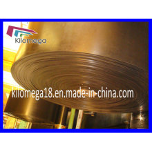 Heavy Duty Rubber Conveyor Belt in Crusher
