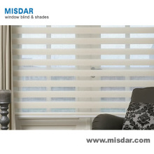 Double Layer Zebra Flat Sheer Shadings