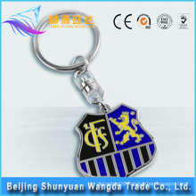 Alibaba Offer Popular Design Custom Key Chain Metal Key Ring 3D Key chain Parts
