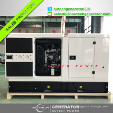 80kva uk engine 1104A-44TG2 diesel generator 64kw power plant