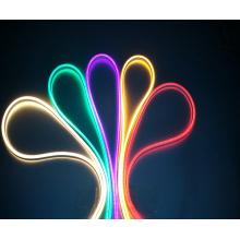 La tira de neón flexible del RGB LED 110-120V enciende 8 * 16m m para la decoración al aire libre interior