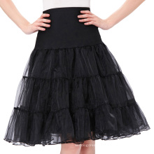 Grace karin Women Retro cheap Crinoline petticoat Underskirt for 50s 60s vintage dresses KK000631