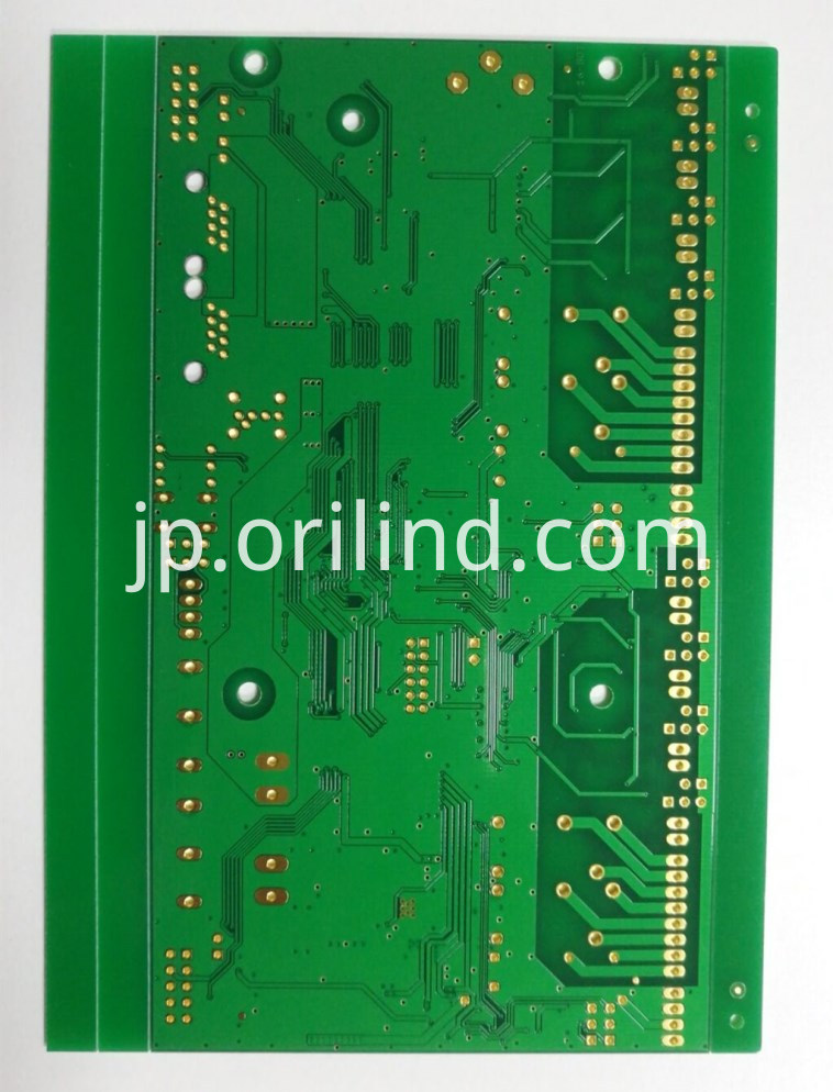 Multilayer impedance circuit board